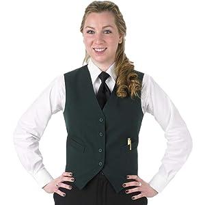 Averills Sharper Uniforms Womens Ladies Classic Economy Vest