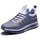 ONEMIX Mens Running Shoes Air Cushion Breathable Lightweight Gym Sport Shoes