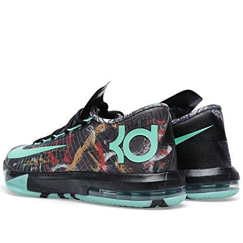 Nike - Basket De Basket-Ball KD VI - AS NOLA Gumbo All Édition All Star Game Illusion Homme 647781 930 Kevin Durant