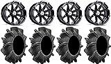 34 inch tires - Bundle - 9 Items: MSA Black Diesel 14