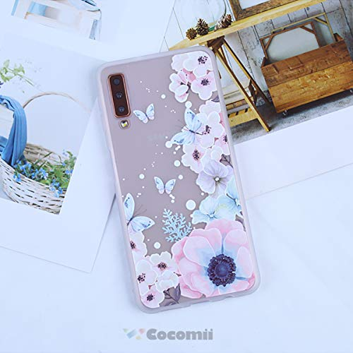 Cocomii Silicone Shockproof C Watercolor Butterflies product image