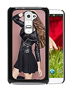 Beautiful Girl Cover Case For LG G2 With Clara Alonso Girl Mobile Wallpaper(7) Phone Case