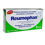 Reumophan Tabletas, 20 Piezas