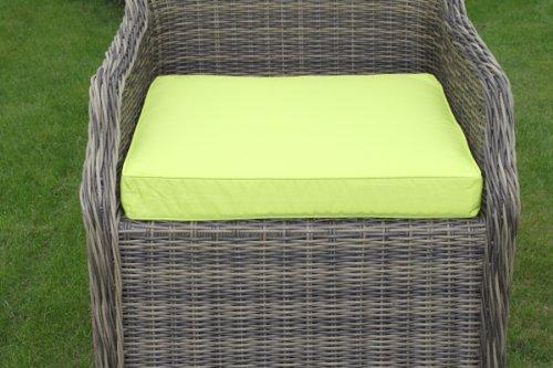 Coussin pour mobilier de jardin - Coussin d\'assise pour ...