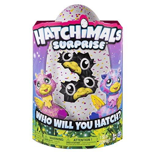 Spin Master 6037096 Hatchimals Surprise Peacats Im Ei Glittering Garden Version