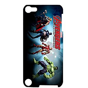 Age Of Ultron The Avengers 3D Protective Cellphone Case for Ipod Touch 5th Generation