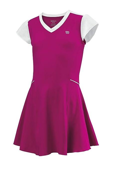 Salomon WILSON sweet success robe robe de tennis pour fille Rose Rose blanc  LG e693a4863e4d