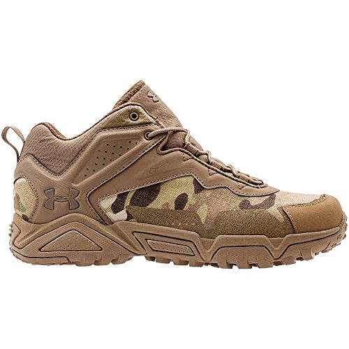 Under Armour Hombre UA Tabor Ridge bajo botas Varios colores - Coyote Brown/Multicam/Coyote Brown