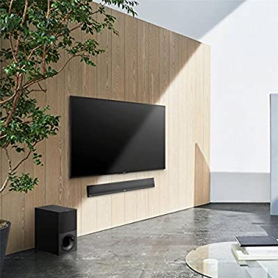 Sony CT800 Powerful sound bar with 4K HDR and Google Home Support (2017 model)