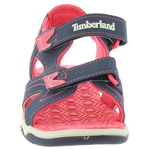 Timberland Unisex-Kinder Adventure Seeker 2 StrapBlack Iris Sandalen Black Iris