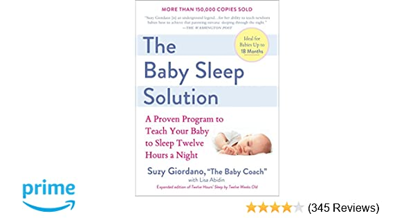 New Dese Advisory Charting Course For_18 >> The Baby Sleep Solution A Proven Program To Teach Your Baby