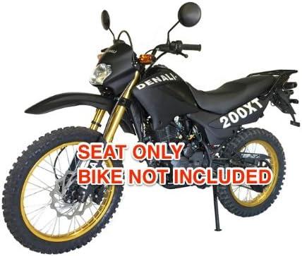 Enduro 200 suciedad bicicleta asiento para gk200-f & GK 200-D df200gkf DF200 Kew Denali: Amazon.es: Coche y moto