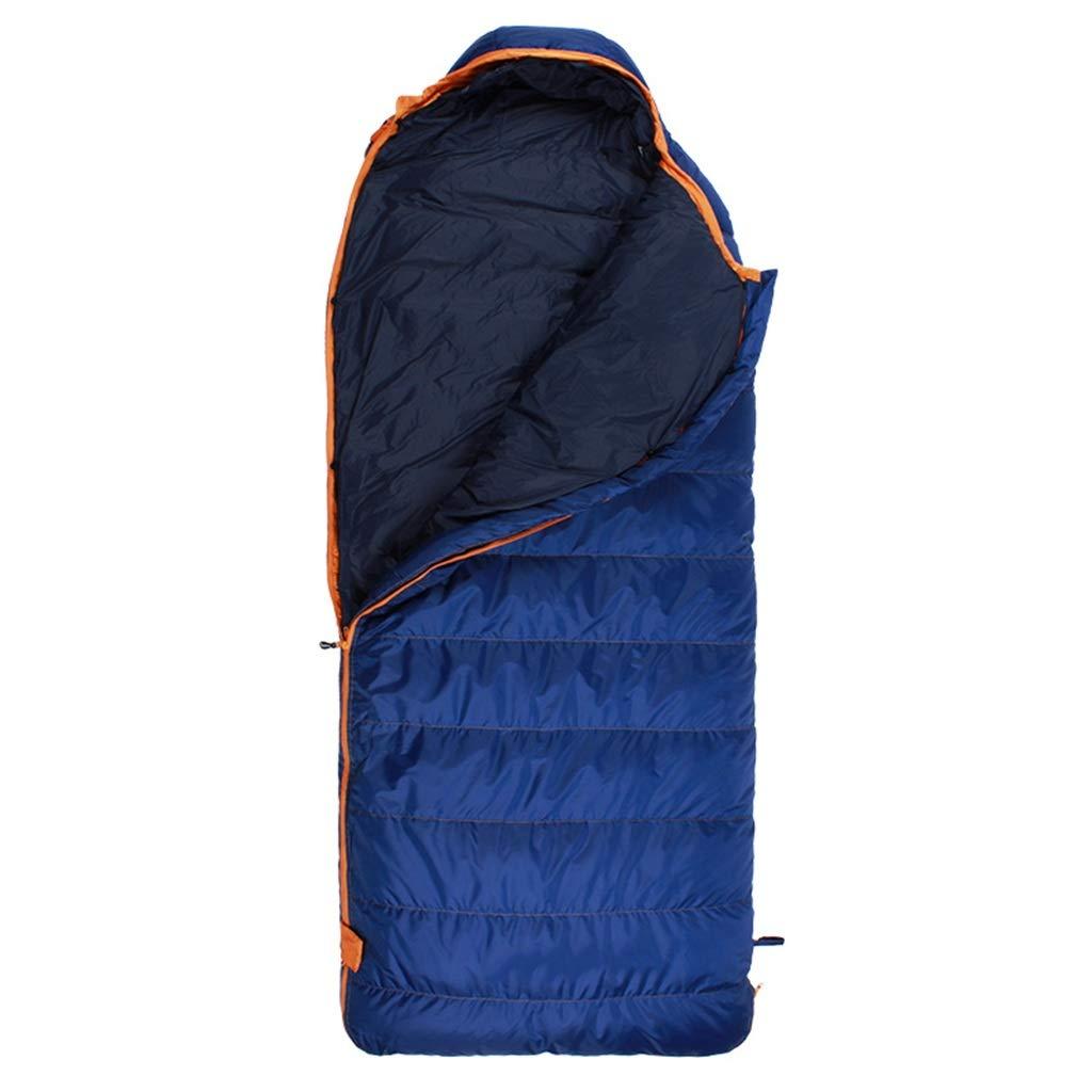 寝袋アウトドアキャンプ屋内ランチブレイクホテルアイソレーションダーティウォームポータブル(-5°C±3°Cに最適) (色 : B) B07PB386RS B