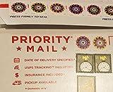USPS Prepaid Priority Mail Envelopes (10 pack)