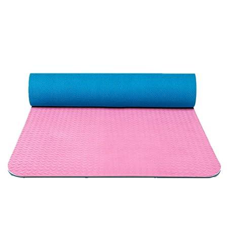 VIWIV Colchoneta De Yoga, Colchoneta De Yoga De Dos Colores ...