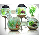Fish & Aquatic Pets - Water Weeds Plastic Simulation Grass Aquatic Plant Fish Tank Aquarium Decoration Ornament - Plants Aquarium Aquatic Plastic Pack Landscaping Ornaments Fish Tank - 1PCs