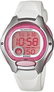 Casio Reloj Digital para Mujer de Cuarzo con Correa en Plástico LW ...