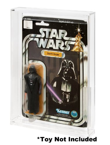 "Star Wars Carded Figure ""A"" Acrylic Display Case"