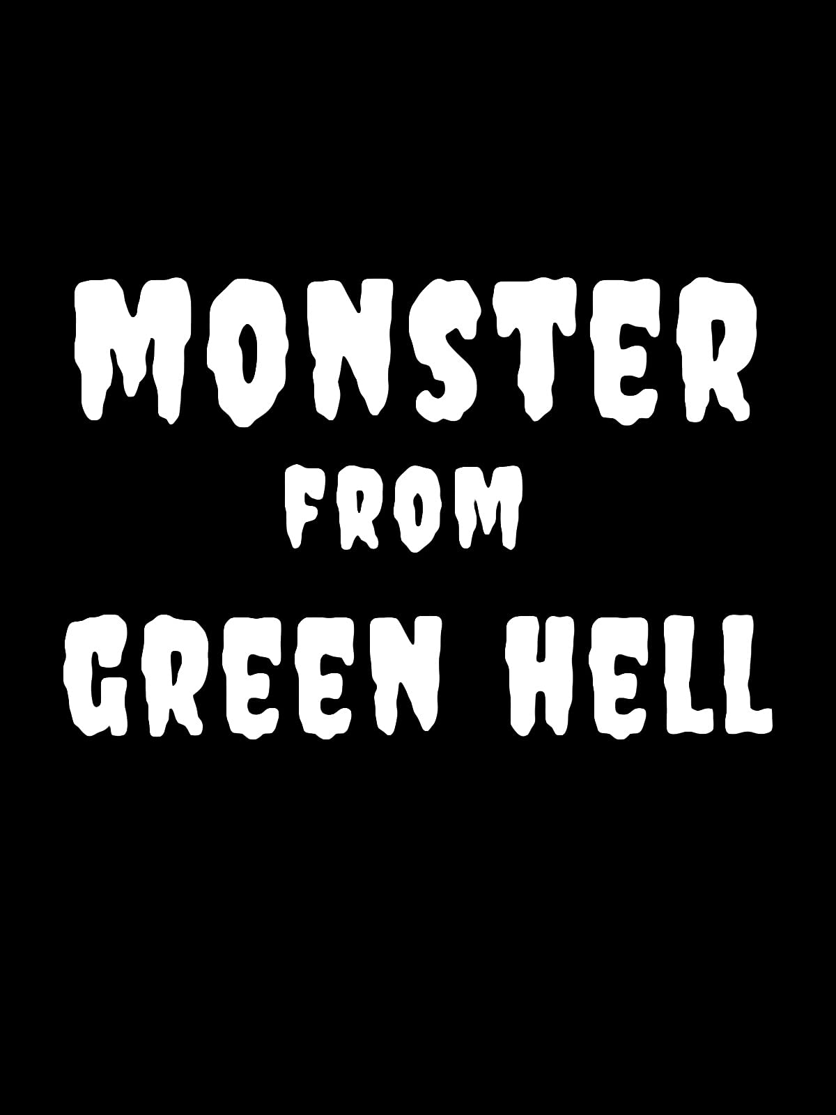Monster From Green Hell on Amazon Prime Video UK