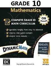Dynamic Math Workbook - Complete Grade 10 Mathematics Curriculum (ON Edition)