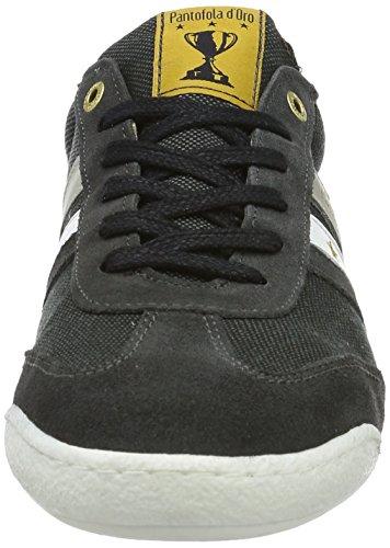 Pantofola d'Oro 10171040, Zapatillas Hombre Multicolor (Black)