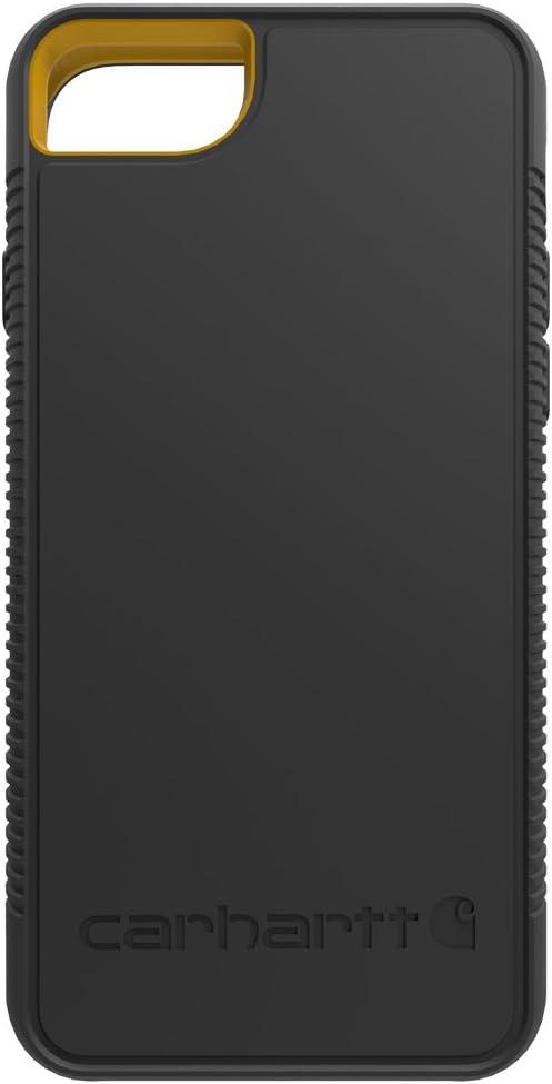 Carhartt Bullnose Coque pour iPhone 8/7/6S (Pas Plus), Emballage de détail – Noir