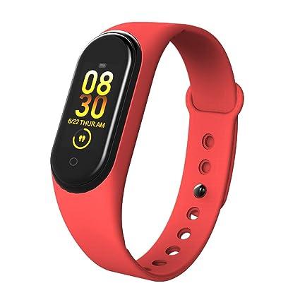 Reloj Inteligente Podómetro Smartwatch Pulsera Actividad con ...