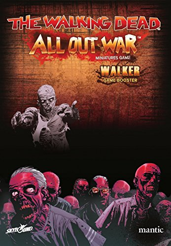 - Walking Dead - All Out War Game Booster - Walkers