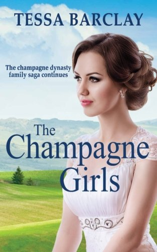 book cover of The Champagne Girls