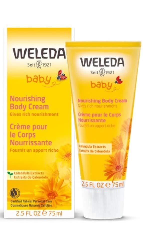 Weleda Baby Calendula Baby Cream 2.5 oz by Weleda