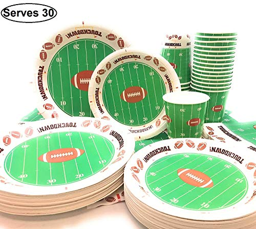 Football Touchdown Value Pack 7