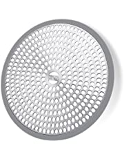 LEKEYE Shower Drain Hair Catcher/Strainer/Stainless Steel and Silicone…