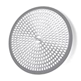 Tools & Hardware : LEKEYE Shower Drain Hair Catcher/Strainer/Stainless Steel and Silicone