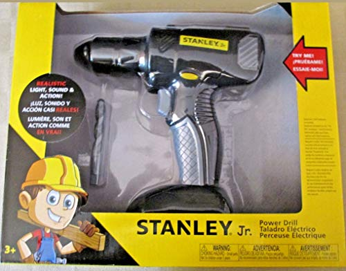 Stanley Jr. Power Drill -