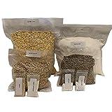 Complete Cracked Corn, Malted Barley & Rye