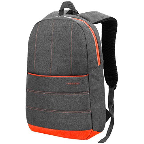 """Price comparison product image Grove Orange Daypack for HP Chrombook / ProBook / ZBook 13.3"""" to 15.6"""" Laptop"""