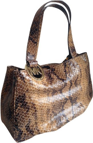Michael Kors Fulton Sand Large EW Tote Genuine Leather
