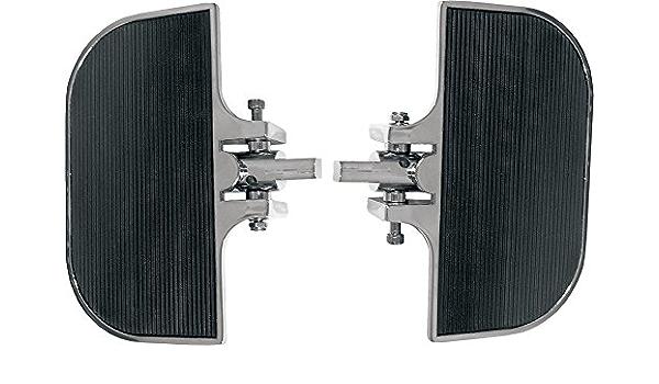 1in Clamp Emgo 54-48040 Universal Passenger Floorboards