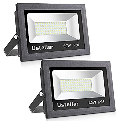 Ustellar 60W LED Flood Light