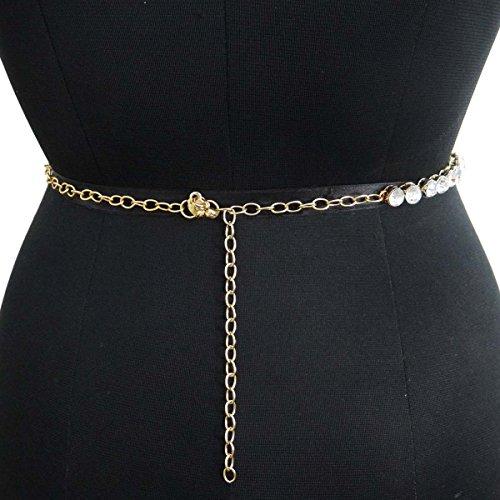 Indian Gold Plated Kamar Bandh Waist Chain Saree Belt ...