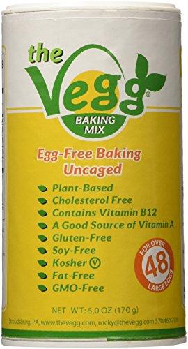 The Vegg - Vegan Egg Baking Mix - 6.0 Oz (Make Over 48 Large Eggs)