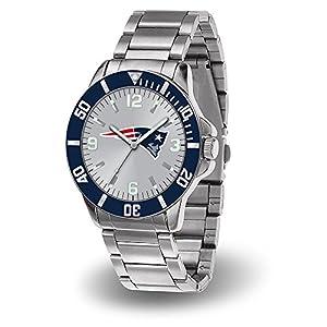 Rico-NFL-Patriots-Sparo-Key-Watch-Multi-WTKEY1501