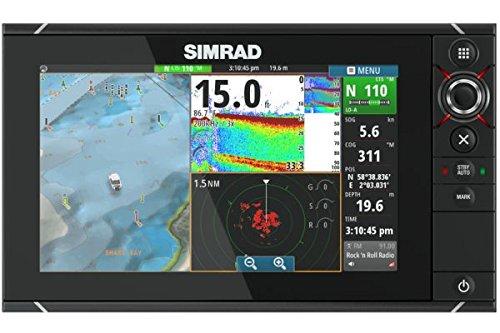 Simrad Navigationsgerät NSS7M Evo2, 000-11183-001