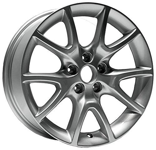 "Dorman 939-628 Aluminum Wheel (17x7.5""/5x110mm)"