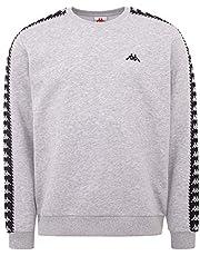 Kappa Mens 309004-15-4101M_L sweatshirt, grå, L