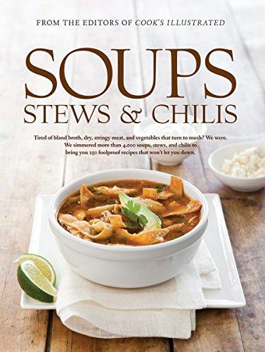 Soups Stews & Chilis