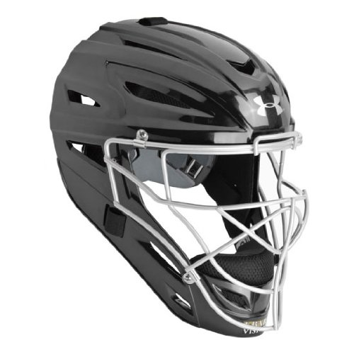 Under Armour UA Victory Catcher's Helmet OSFA Black