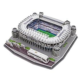 Nanostad(ナノスタッド) スタジアム3Dパズル レアル・マドリード サンティアゴ・ベルナベウ 34140201