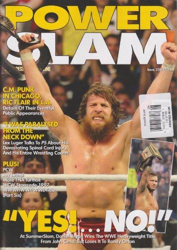 Power Slam Magazine Issue 228 September 2013