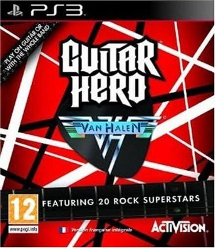 Guitar Hero Van Halen - Game Only (PS3) [Importación inglesa ...